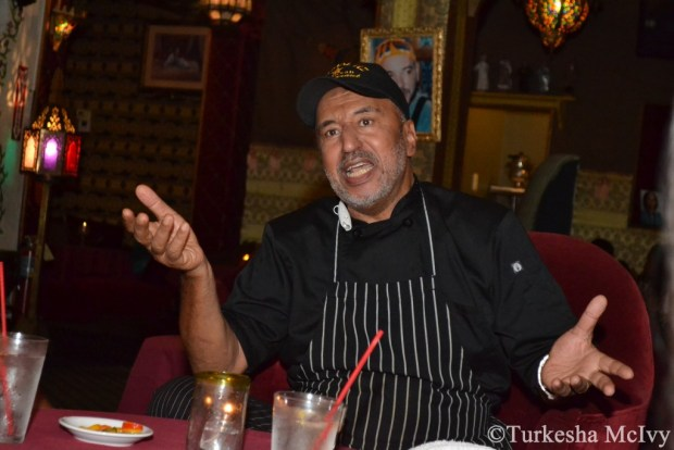 """""""Upscale Magazine"""" """"Moroccan"""" """"Upscale Moroccan Experience"""" """"International Cuisine"""" """"Foodie"""" Food Blogger"""" """"Imperial Fez"""""""
