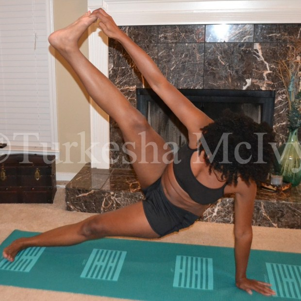 """Side Plank Pose"" ""Vashistasana"" ""Triangle Pose"" ""Yoga"" ""Fitness"" ""YMX By Yellowman"" ""Naturalbabydol"""