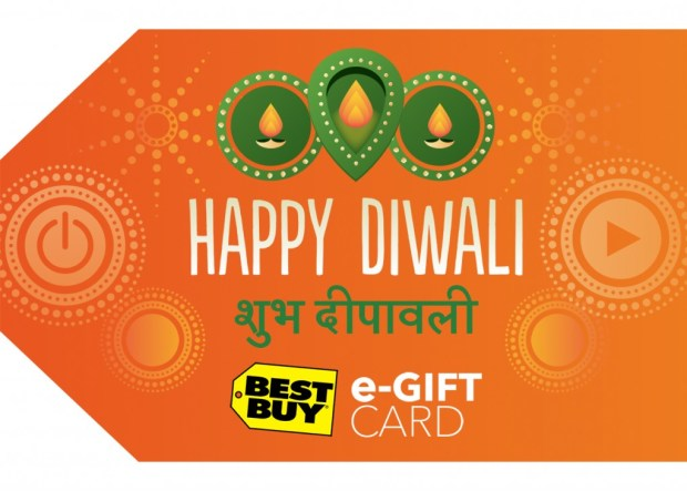 """Diwali E Gift Card"" ""Diwali"" ""Best Buy"""