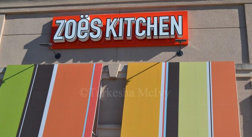 """""""Zoes Kitchen"""" """"Mediterrean"""" """"Healthy Food"""""""
