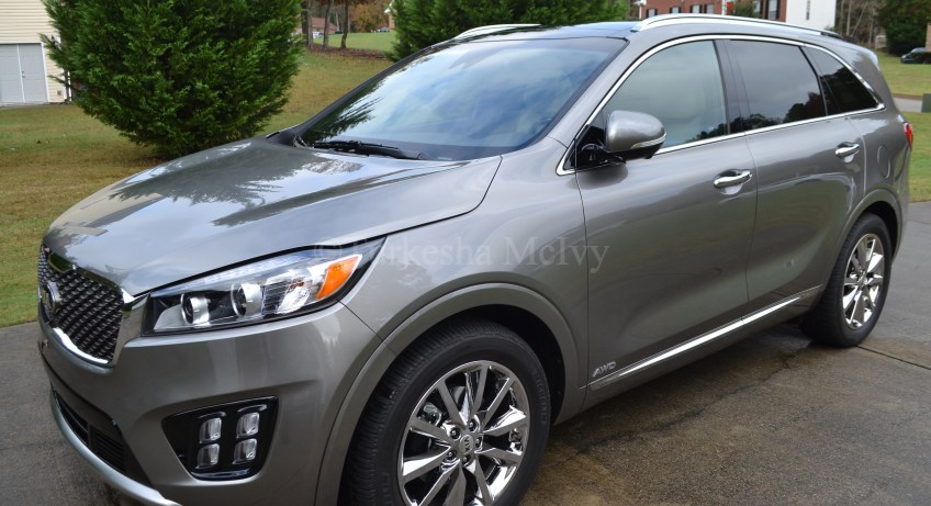 """2016 KIA Sorento SXL AWD"" ""Auto Review"" ""Travel"" ""Travel Blogger"" ""Wanderlust"""