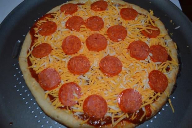 """Rustic Crust"" ""Pizza"" ""Family Night"""