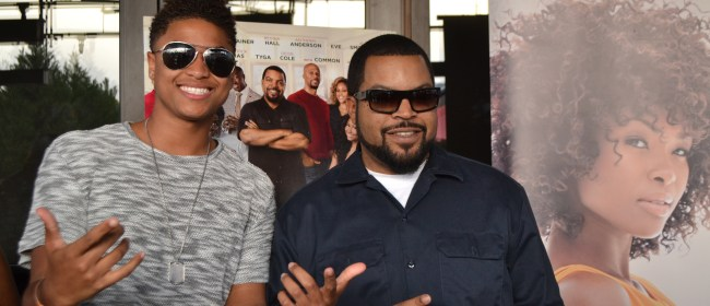 BARBERSHOP: THE NEXT CUT (Warner Bros) – Atlanta Red Carpet Advance Screening w/Ice Cube & Cedric The Entertainer