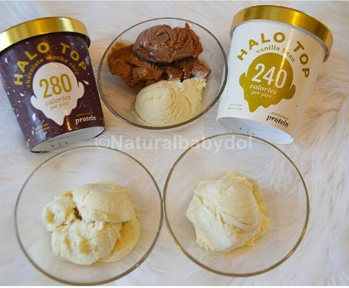 """Halo Top Creamery"" ""Halo Top"" ""Healthy"" ""Ice Cream"""