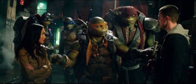 TEENAGE MUTANT NINJA TURTLES GIVEAWAY