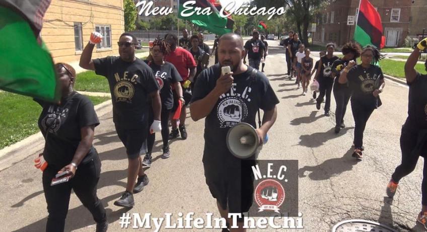 NEC, Chicago, Community