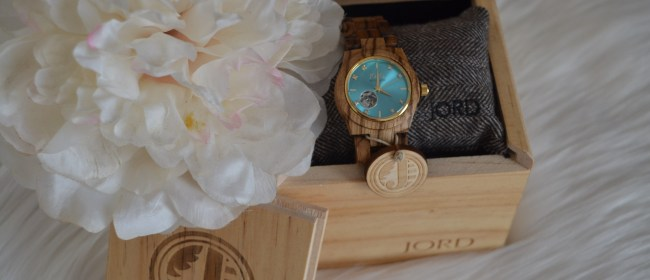 JORD WOODWATCH: THE PERFECT LIFESTYLE ACCESSORY