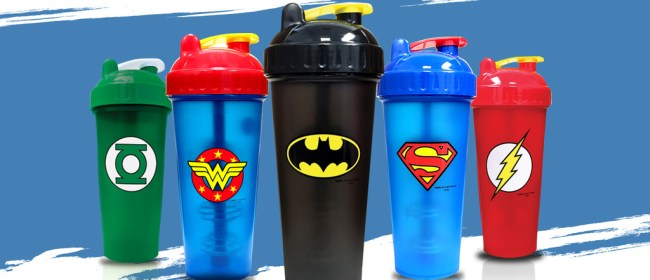 Perfect Shaker Hero Series Collection