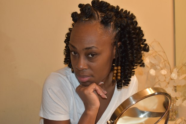 """Protective Style"" ""Styles by Kendra"" ""Protective Style"" ""Bantu Knots"" ""Crochet Braids"" ""Naturalbabydol"""