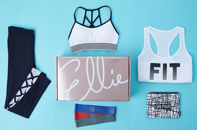 Ellie Active Wear