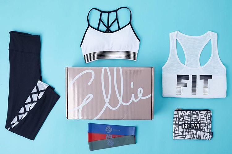 Ellie Active Wear
