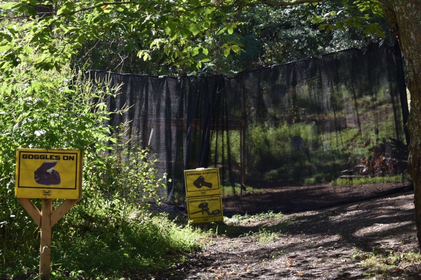 Tennessee Mountain Paintball Park