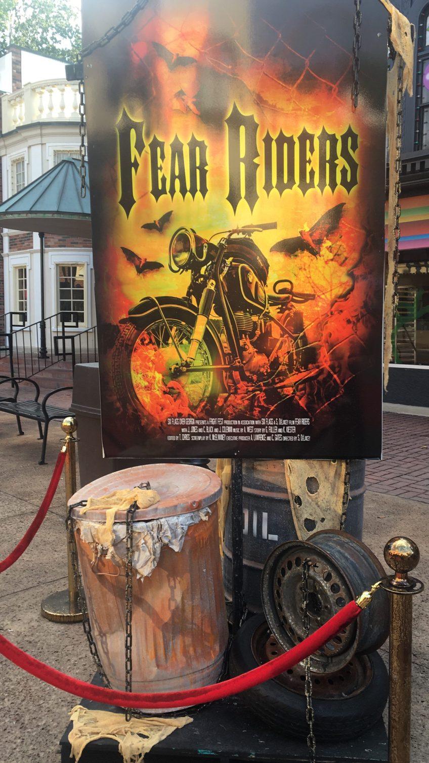 Six Flags Over Georgia Fright Fest
