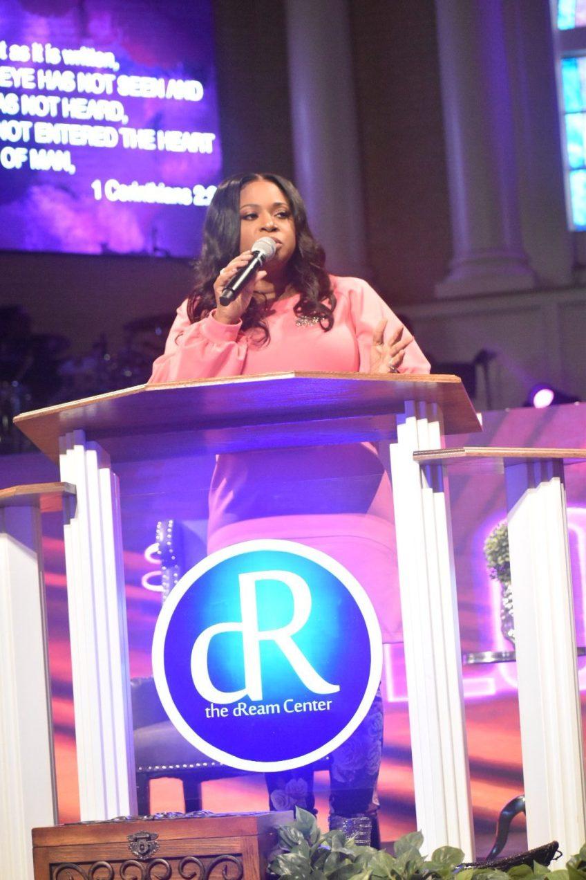 Pastor Danielle Murphy