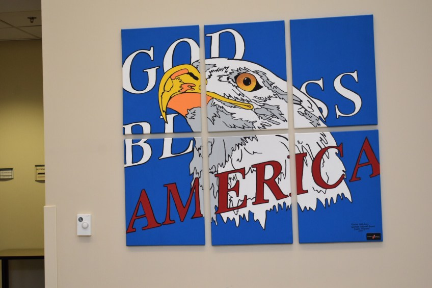 GA Air National Guard Youth Mural