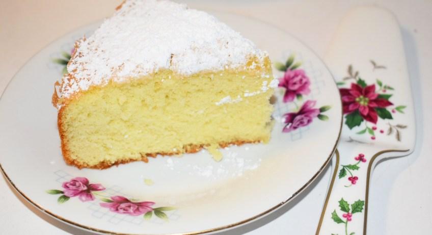 Gottlieb's Butter Sponge Cake