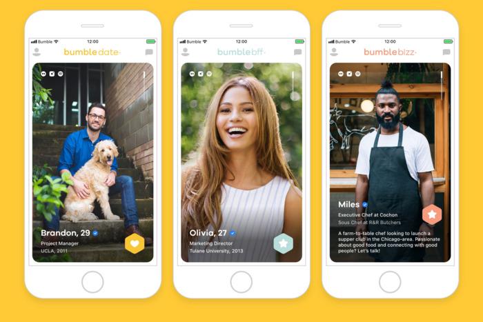 Dating App Bumble