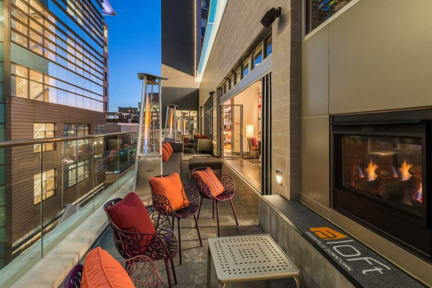 Aloft Greenville Downtown