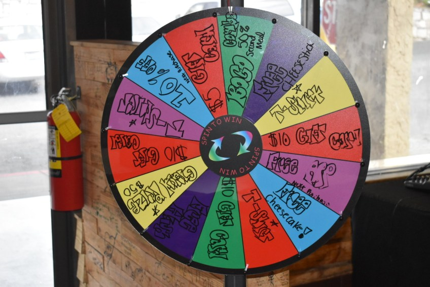 Wheel of Prizes
