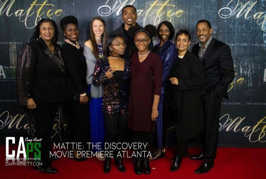 Mattie The Discovery