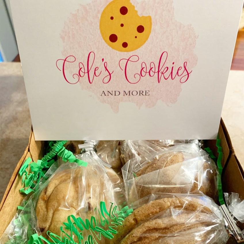 Cole's Gourmet Cookies