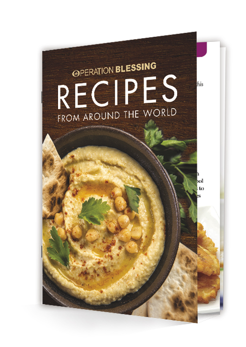 Operation Blessing Recipes