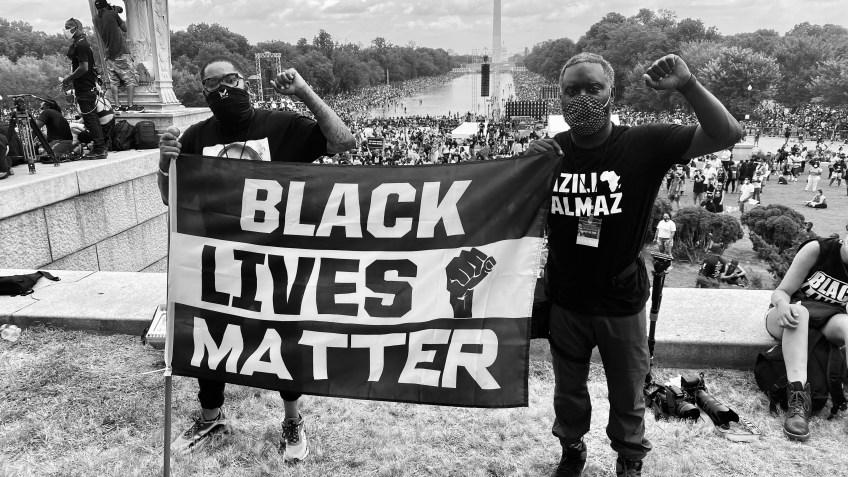 Black Lives Matter, Jamal Harrison Bryant