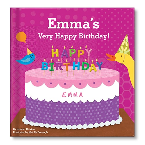 see me my very happy birthday personalized book review and giveaway