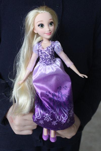 Princess A Month Campaign April Feature Rapunzel