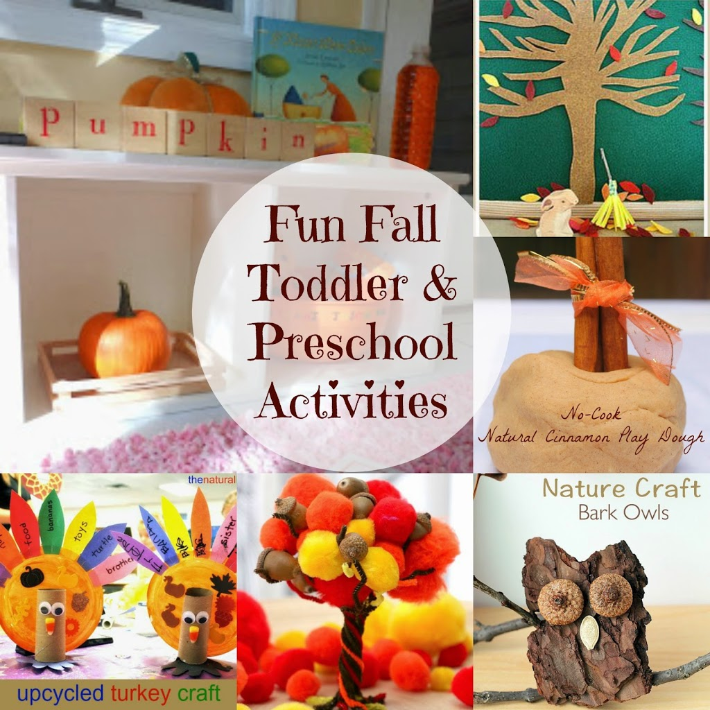 Awesome Fall Leaf Activities