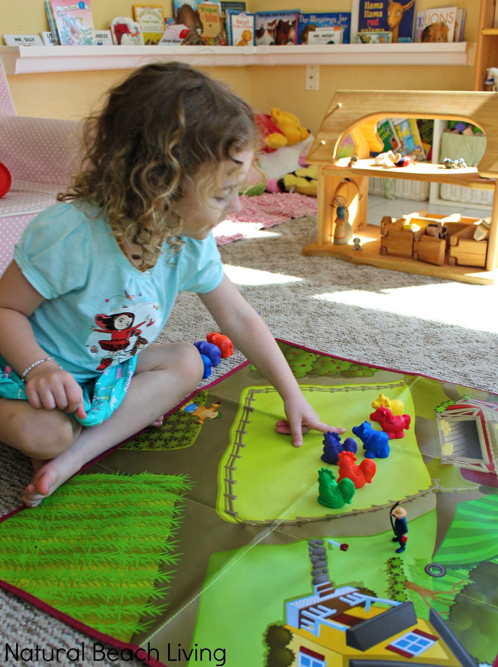 Montessori Farm Activities Farm Theme Unit Study Free Printables