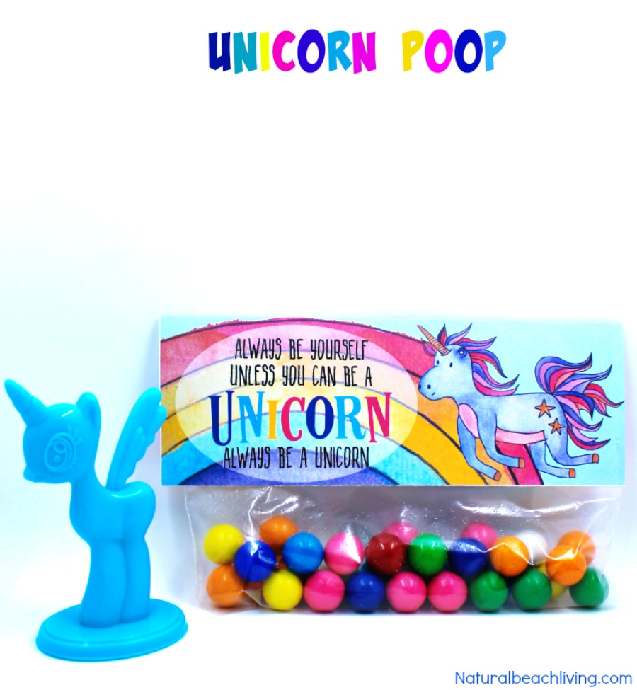 Fun Unicorn Treat Bags That Make The Perfect Goodie Bag