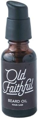 Old Faithful Wabi-Sabi Beard Oil
