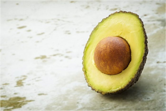 Avocado hydrates sensitive and combination skin