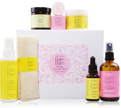 Balm Balm Organic Facial Collection Gift Set