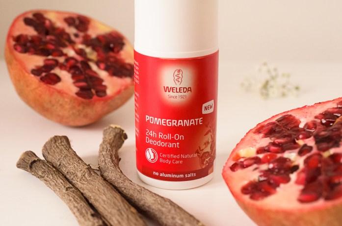 Weleda Pomegranate Deodorant