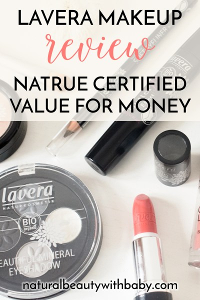 Looking for great value for money, NATRUE certified organic makeup? Look no further than Lavera! Read my full review of their impressive natural makeup line.
