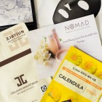 Natural Korean sheet masks