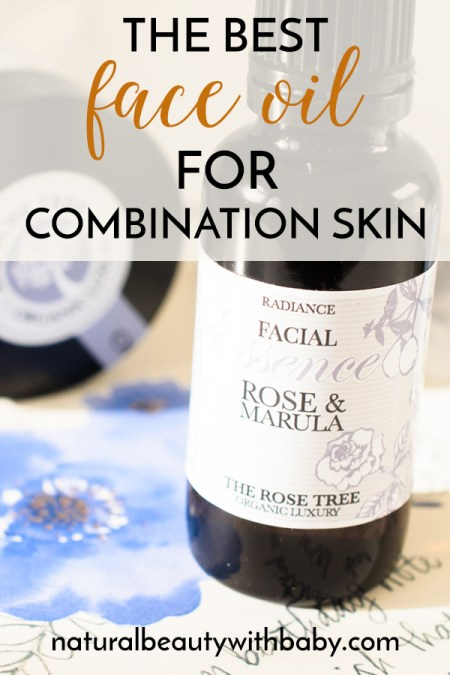 Shy away from face oil because you have combination skin and breakouts? This facial oil is different! Check out my full review of The Rose Tree Radiance Facial Essence to learn more.