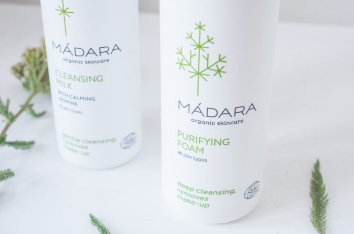 Mádara Purifying Foam Cleanser