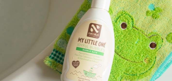Natralus My Little One Joyful Bubbles Bubble Bath