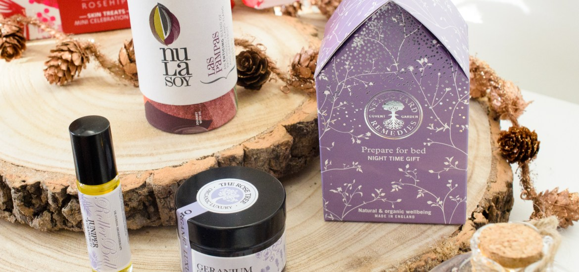 Natural beauty stocking fillers