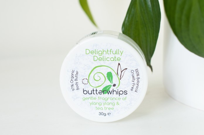 Butterwhips Delightfully Delicate Body Butter