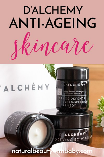 D'Alchemy anti-ageing skincare products are stunning - a complete luxury. Natural and organic, with carefully chosen ingredients for your skin's short term appearance and long term health. All while addressing the needs of every type of mature skin whether dry, combination, or oily. Find out how D'Alchemy can support your ageing skin.
