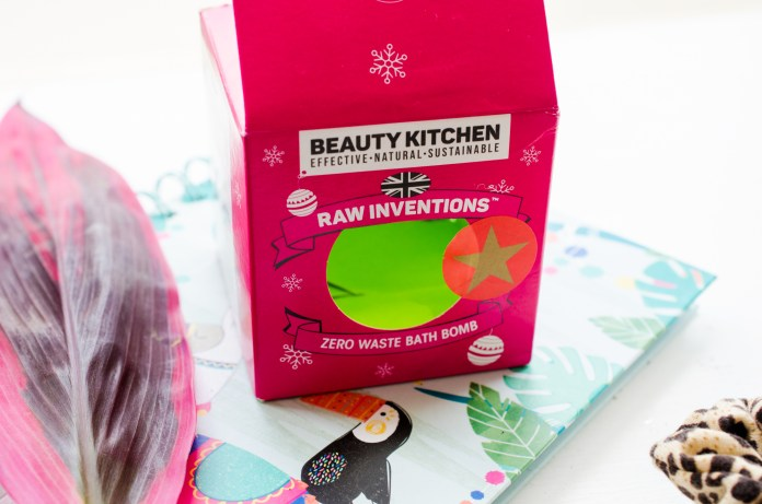 Beauty Kitchen Zero Waste Bath Bomb