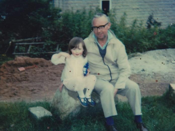 Helen and Grandad Pop