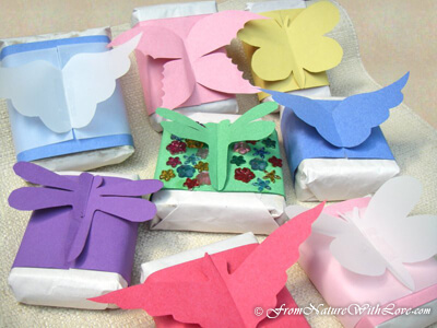 Soap Wings Tutorial