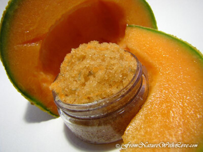 Melon Cooler Salt Scrub