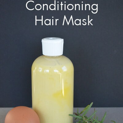 Egg Oil & Amla Conditioning Hair Mask