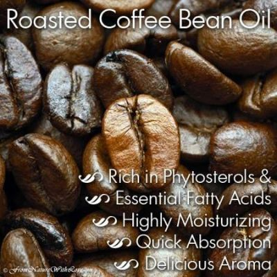 Ingredients For Your Natural Beauty Wish List: Roasted Coffee Bean Oil